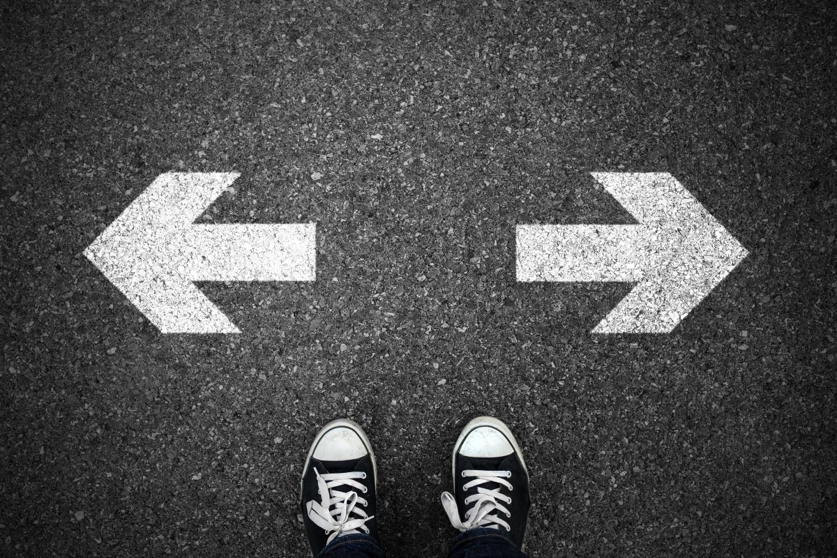 Cuộc đời là một chuỗi những sự lựa chọn